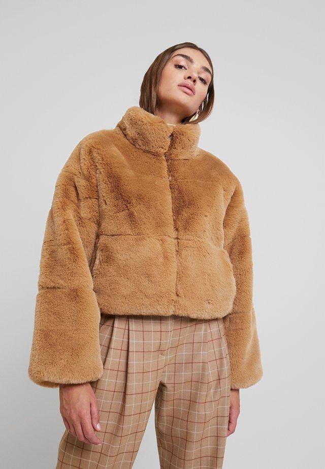 XANDER JACKET - Winter jacket - tan