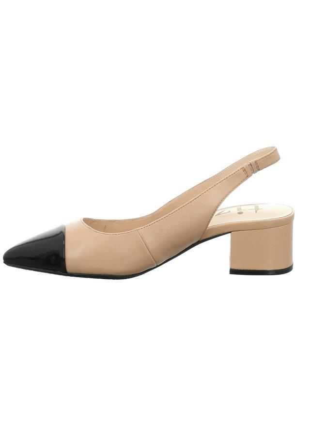 TIZIAN SANREMO 01 - Classic heels - beige-kombi