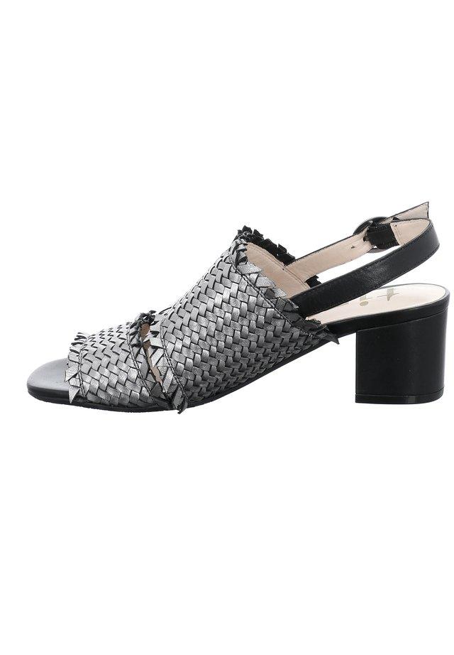TIZIAN FALLO 02 - Sandals - graphit