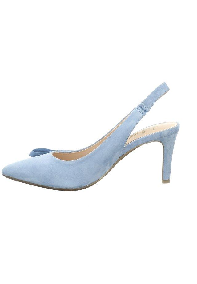 TIZIAN PRATO 04 - High heels - hellblau