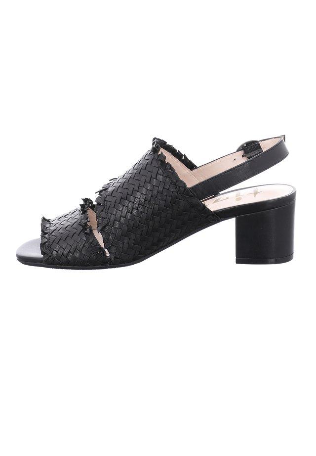 TIZIAN FALLO 02 - Classic heels - schwarz