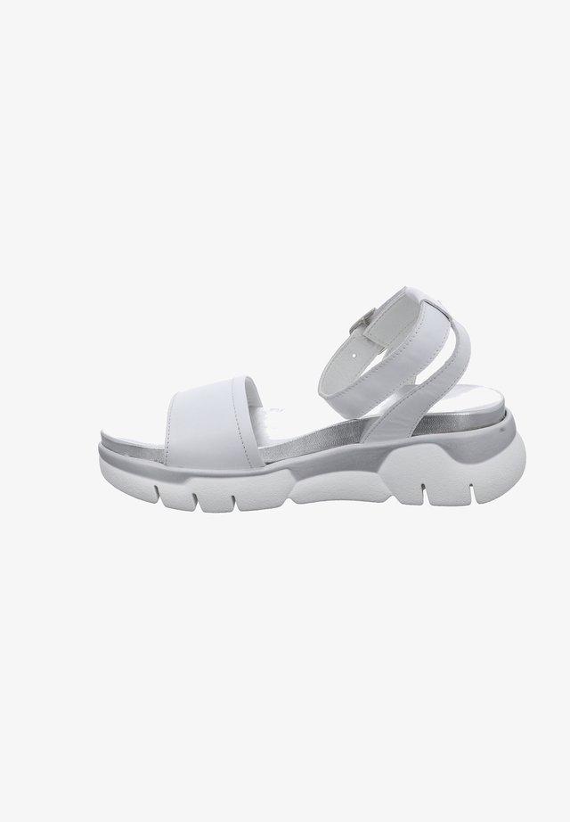 ALMERIA - Walking sandals - weiss