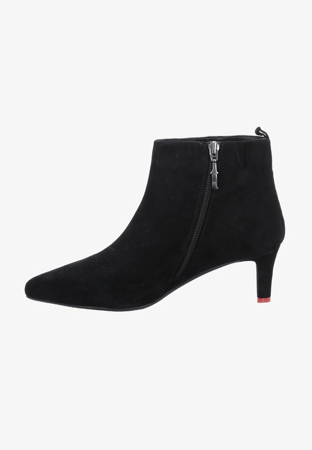 SAN ANTONIO - Classic ankle boots - schwarz