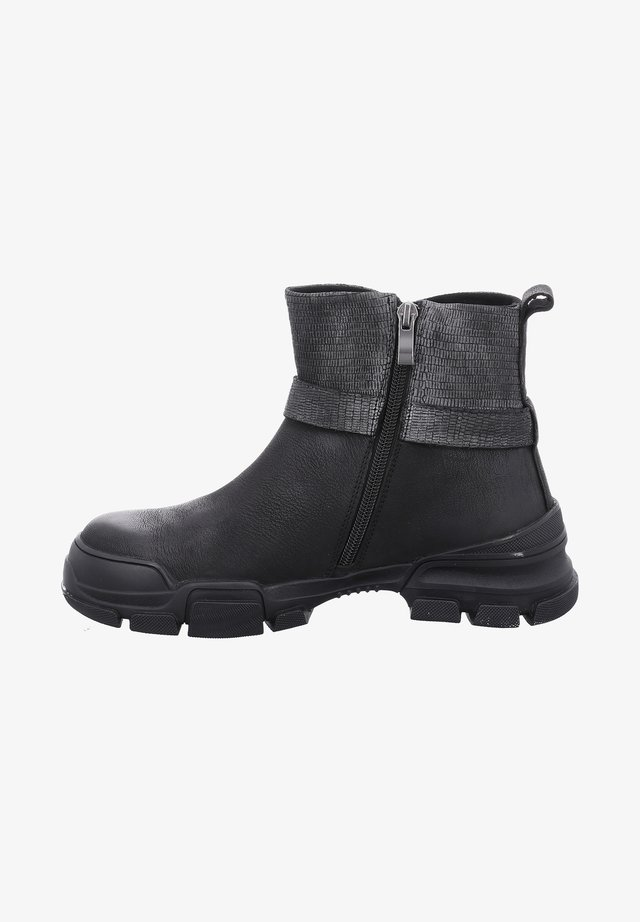 WALVIS - Classic ankle boots - schwarz