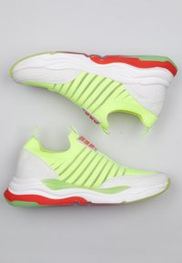 TJ Collection - RAINBOW  - Trainers - neon yellow - 2