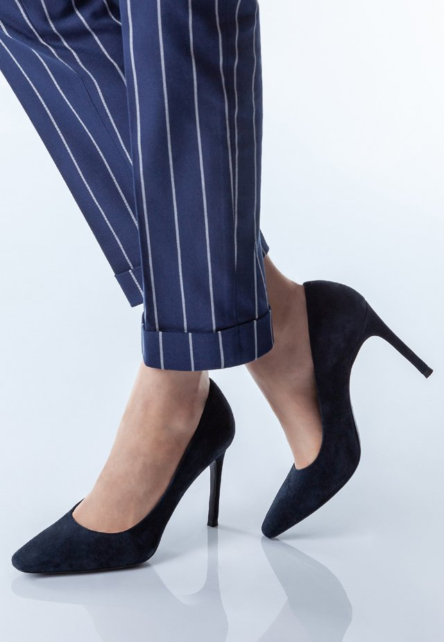 CLASSIC  - High heels - dark blue
