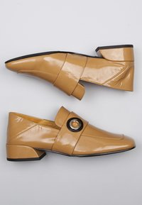 TJ Collection - Slip-ons - yellow - 2
