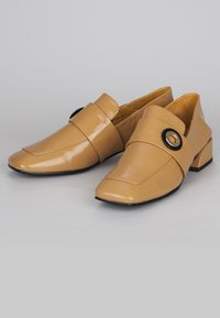 TJ Collection - Slip-ons - yellow - 3