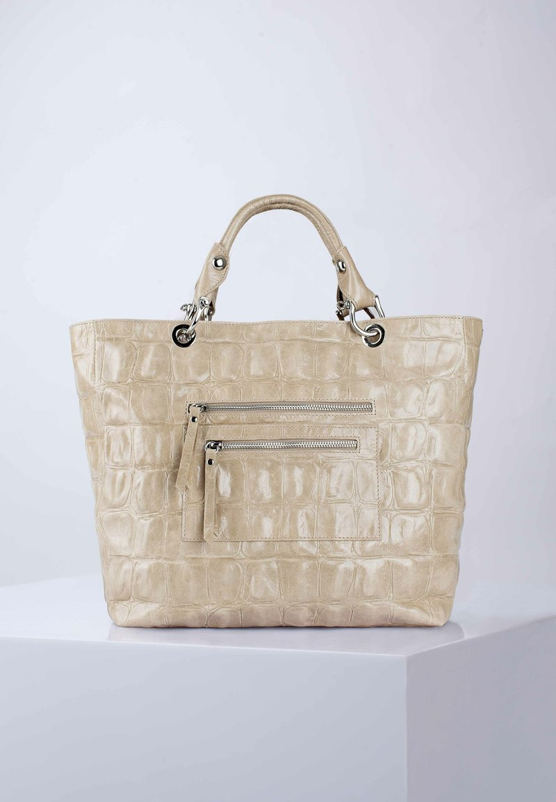 TJ Collection - FLORENCE - Tote bag - beige