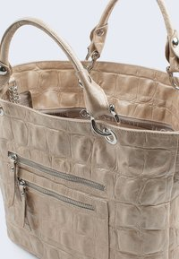 TJ Collection - FLORENCE - Tote bag - beige - 4