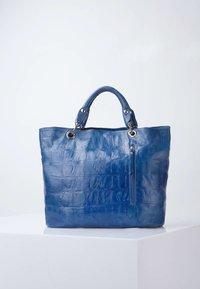 TJ Collection - FLORENCE - Tote bag - royal blue - 0