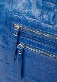 TJ Collection - FLORENCE - Tote bag - royal blue - 2