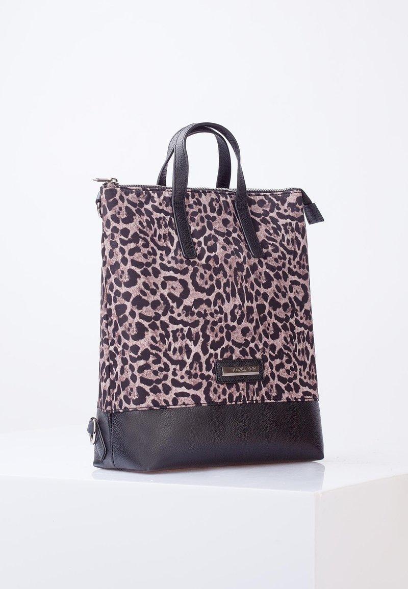 TJ Collection - Tote bag - purple