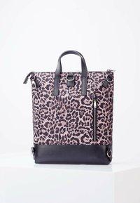 TJ Collection - Tote bag - purple - 2
