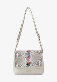 TJ Collection - Across body bag - beige - 1