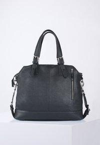 TJ Collection - BERLIN - Across body bag - black - 2