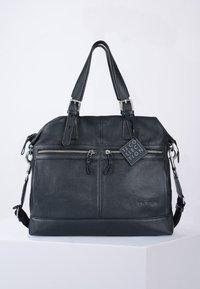 TJ Collection - BERLIN - Across body bag - black - 0