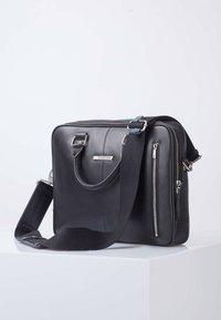 TJ Collection - OXFORD - Briefcase - black - 0
