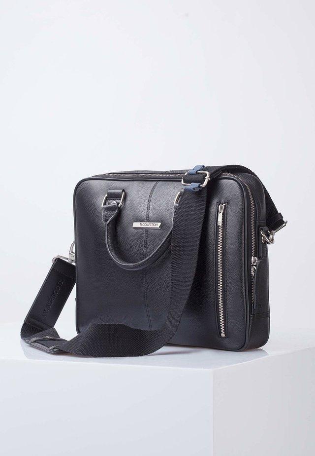 OXFORD - Briefcase - black