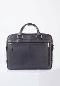 TJ Collection - OXFORD - Briefcase - black - 2