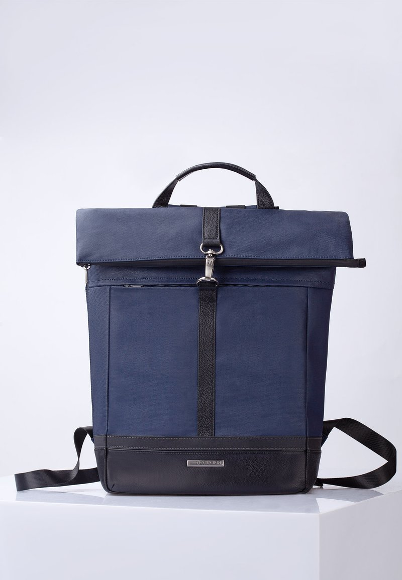 TJ Collection - EDINBURGH - Rucksack - blue