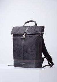 TJ Collection - EDINBURGH - Rucksack - black - 0