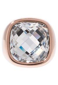 Tamaris - SIMONA - Ring - white/rose-gold - 4
