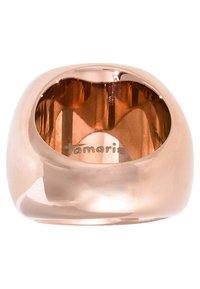 Tamaris - SIMONA - Ring - white/rose-gold - 3
