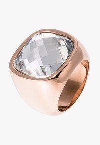 Tamaris - SIMONA - Ring - white/rose-gold - 1
