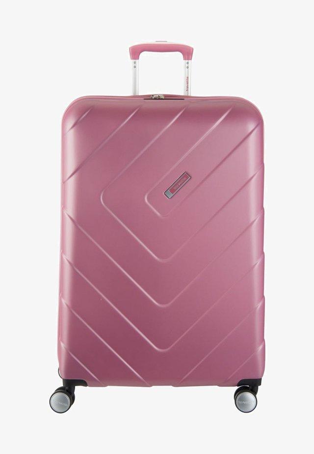 KALISTO  - Wheeled suitcase - rose