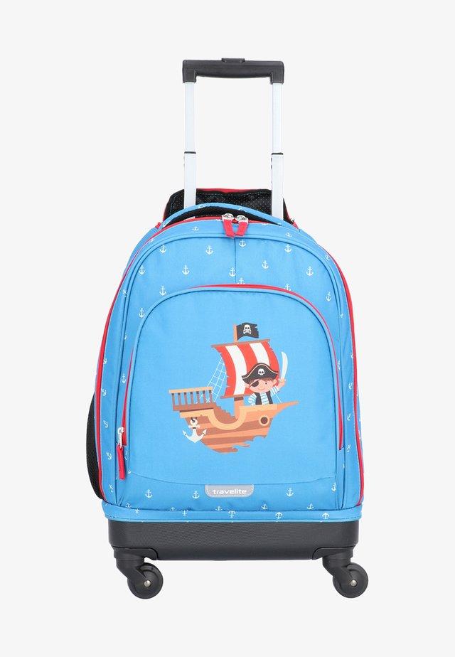 MINI - Wheeled suitcase - blue