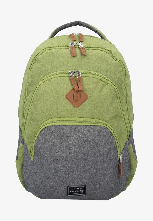 BASIC - School bag - green