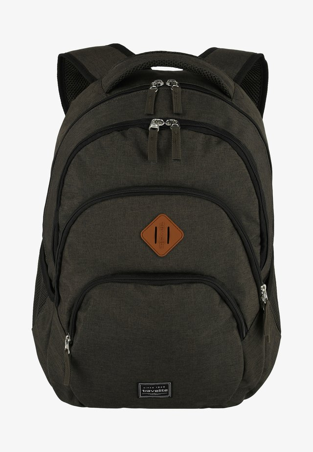 School bag - brown