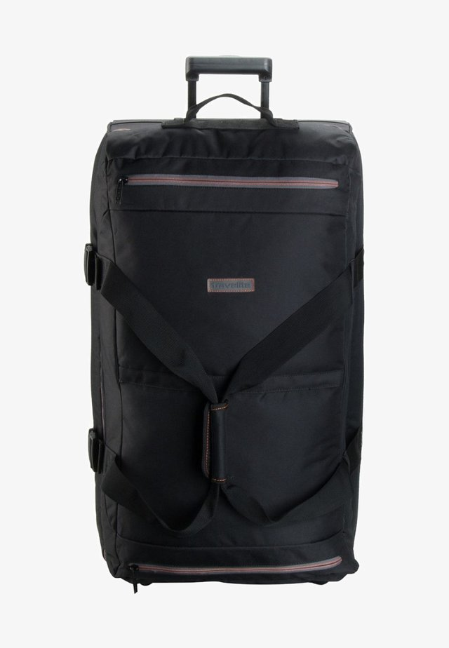 DOPPELDECKER (78 cm) - Wheeled suitcase - black