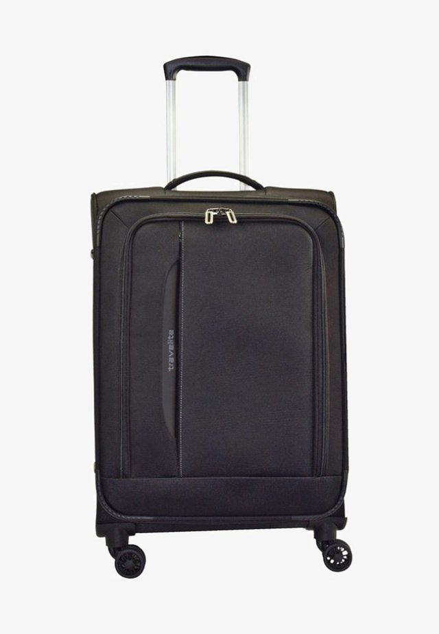 CROSSLITE  - Wheeled suitcase - black