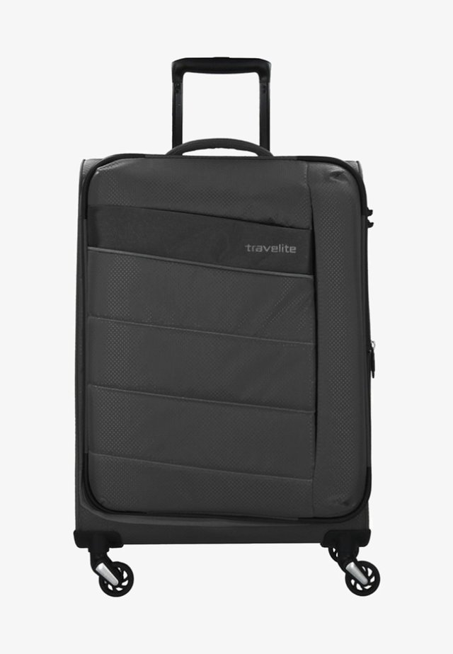 KITE  - Wheeled suitcase - black