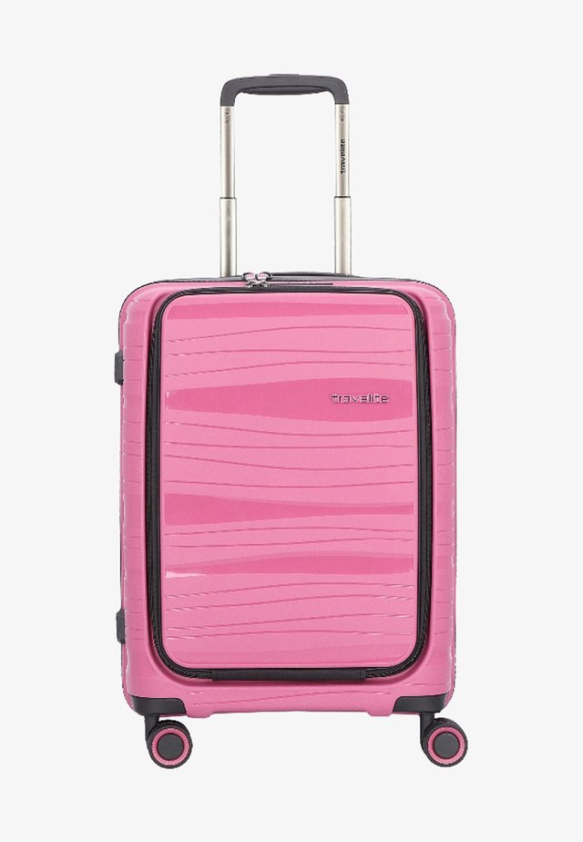 MOTION - Wheeled suitcase - rose