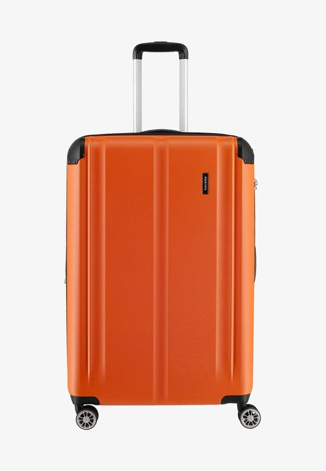 CITY  - Trolley - orange