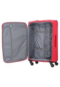 Travelite - 3  PACK - Set de valises - red - 4