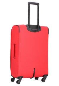 Travelite - 3  PACK - Set de valises - red - 1