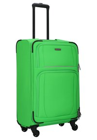 Travelite - 3  PACK - Luggage set - apple green grey - 1