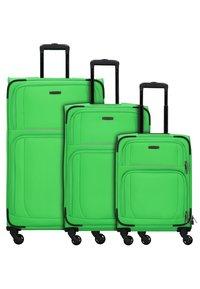 Travelite - 3  PACK - Luggage set - apple green grey - 4
