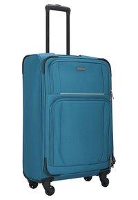 Travelite - 3  PACK - Luggage set - teal - 2