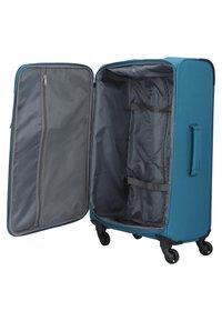 Travelite - 3  PACK - Luggage set - teal - 5