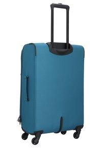 Travelite - 3  PACK - Luggage set - teal - 4