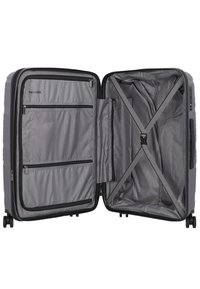 Travelite - KOFFERSET 3 TLG - Luggage set - anthracite - 4