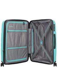 Travelite - KOFFERSET 3 TLG - Luggage set - turquoise - 4
