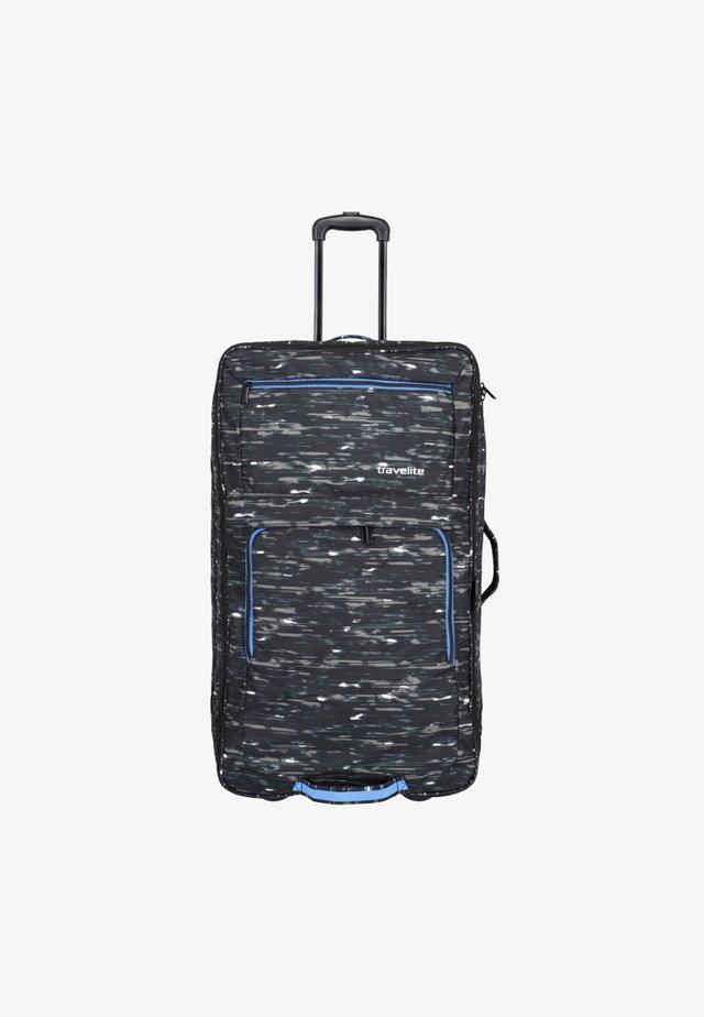 BASICS - Wheeled suitcase - black