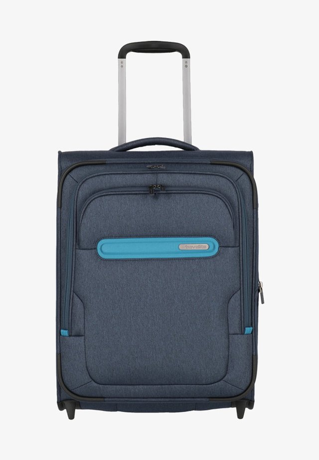 MADEIRA - Wheeled suitcase - blue