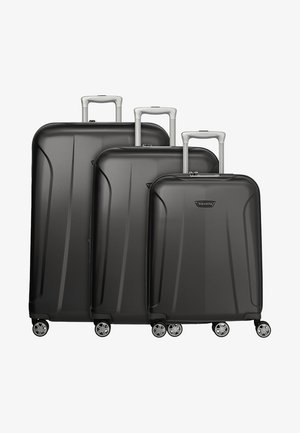 ELBE  - Luggage set - anthracite
